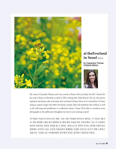 Korean Publication 2015