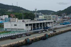 Wando Port terminal