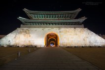 Janganmun (north) gate
