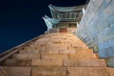 Janganmun (north) gate steps